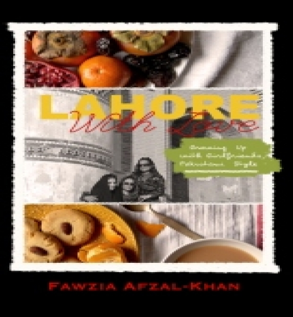 """<div id=""""issueCoverDescription""""><p style=""""text-align: left;"""">Cover of Fawzia Afzal Khan's <a href=""""http://www.amazon.com/Lahore-Love-Growing-Girlfriends-Pakistani-Style/dp/1456462199/ref=sr_1_2?s=books&amp;ie=UTF8&amp;qid=1310918086&amp;sr=1-2"""">Lahore with Love</a>.</p></div>"""